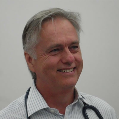 Dr John Manton